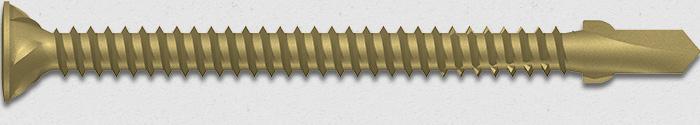 roco wood to steel screws each