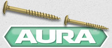 aura cabinetry screws
