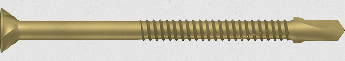 roco wood to steel screw